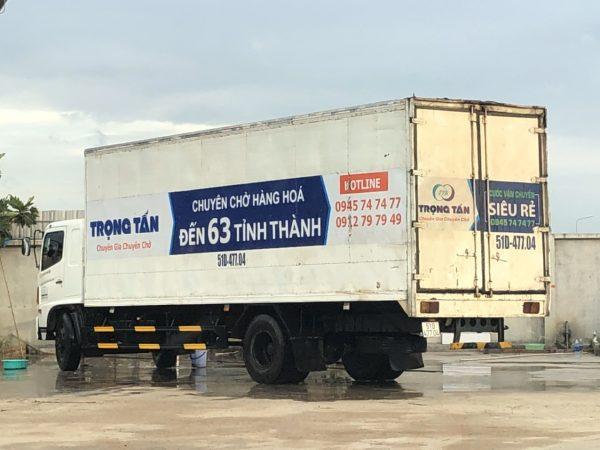 Công ty vận tải tại Vũng Tàu