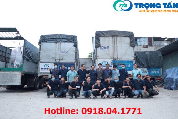 Nhà xe chuyển hàng Hà Nội đi KCN Suối Dầu
