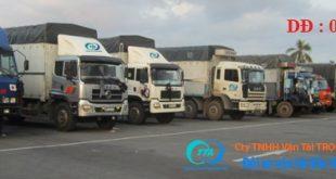 Công ty vận chuyển hàng hóa Trọng Tấn