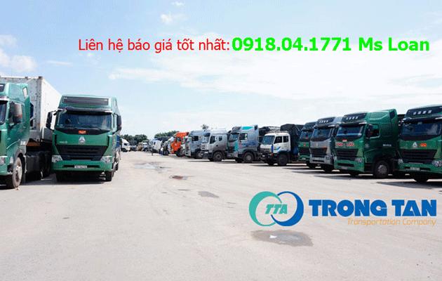 Chành xe chuyển hàng Đồng Nai đi Kiên Giang