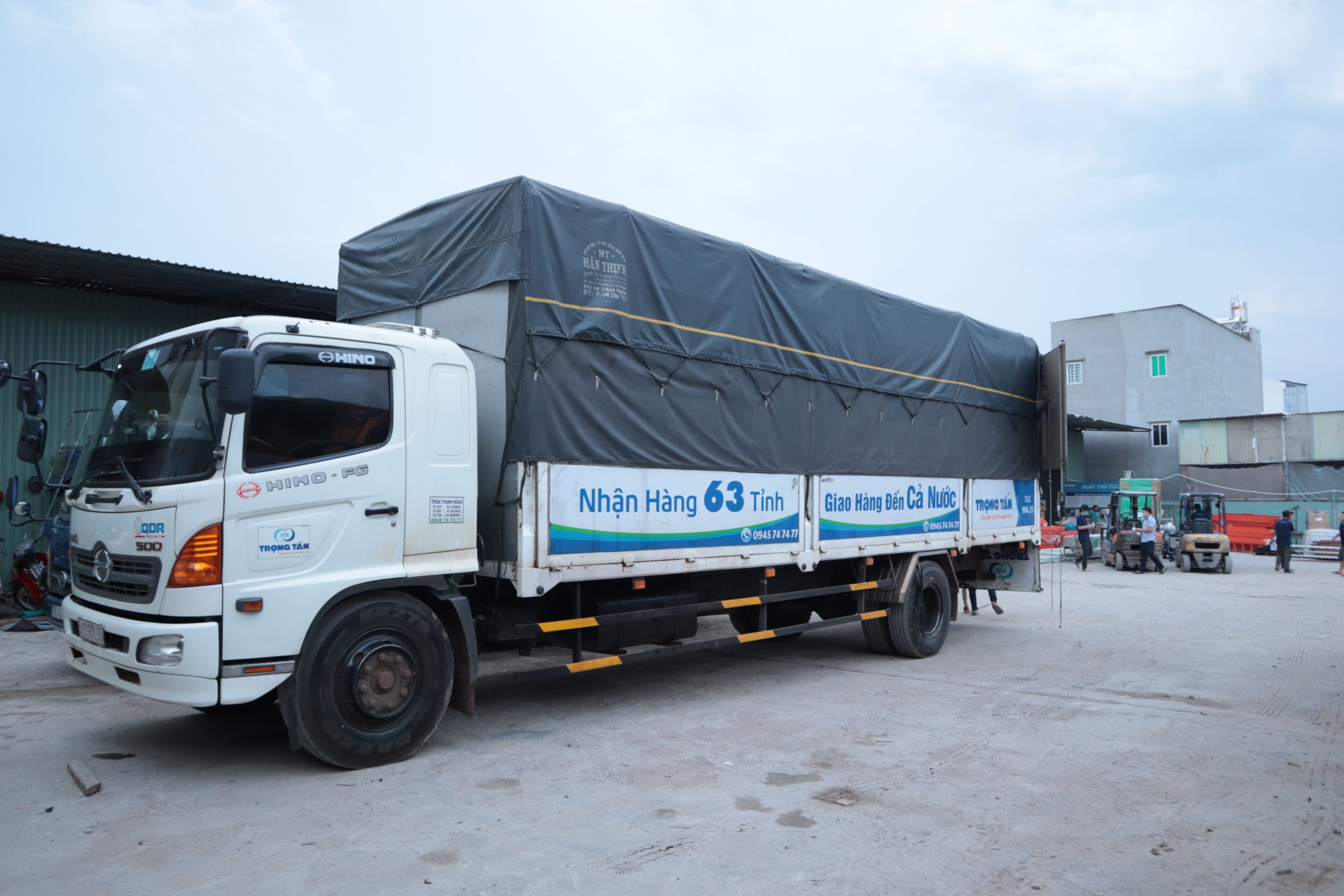 Dịch vụ vận chuyển hàng hóa Ba Miền