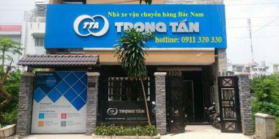 Chành xe chở hàng tại Hà Nội đi An Giang