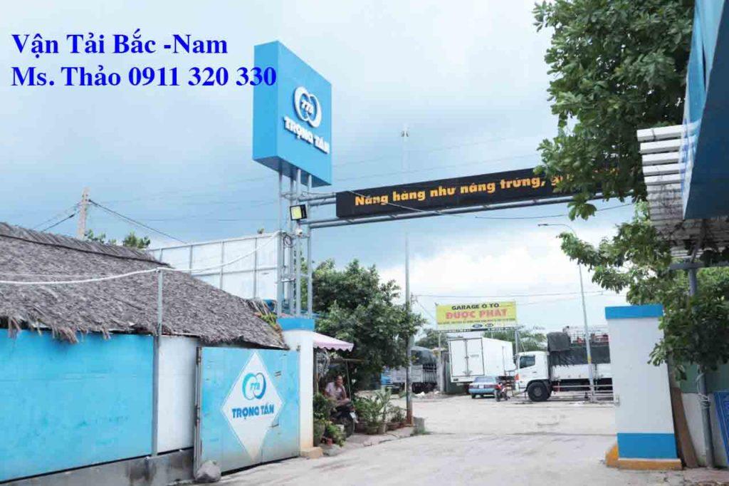 Nhận chở hàng tại Hà Nội đi Bến Tre