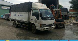 Cần thuê xe tải chở hàng TPHCM