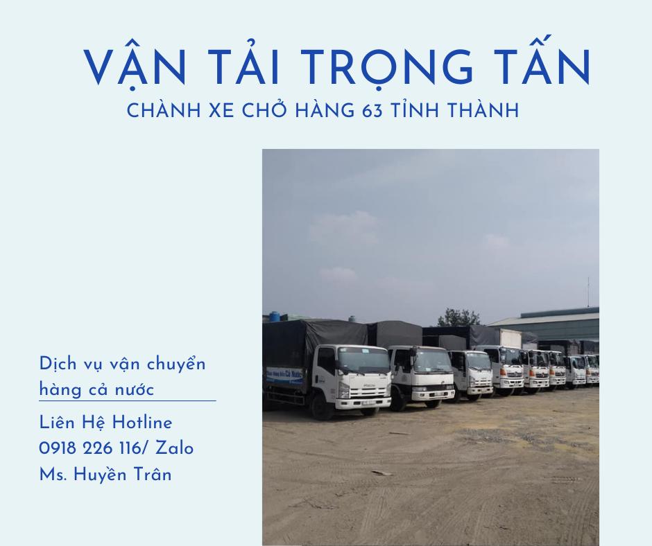 Dịch vụ chuyển hàng nhanh đi Thanh Hóa