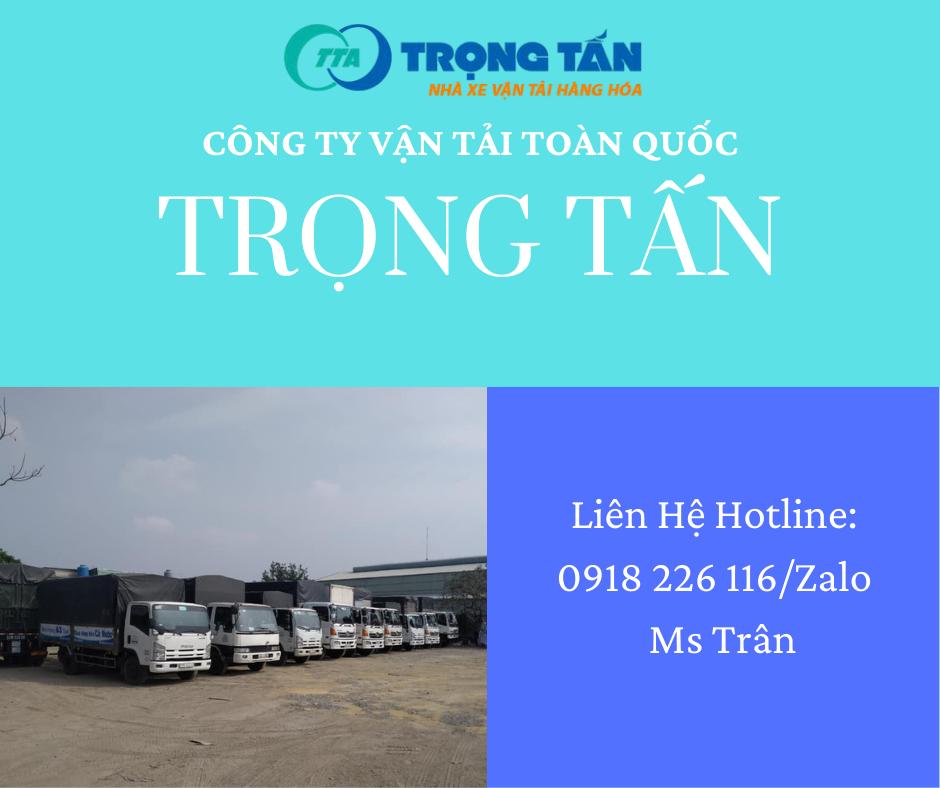 Vận chuyển hàng hóa Nam Bắc HCM đi Quy Nhơn