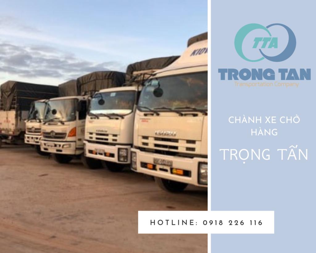 Vận chuyển hàng hóa Nam Bắc HCM đi Bắc Giang