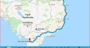 Vận chuyển hàng hóa từ Đà Nẵng đi Kiên Giang