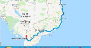 Vận chuyển hàng hóa từ Đà Nẵng đi Rạch Giá