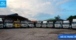 Chành xe vận chuyển hàng Sài Gòn đi KCN Tiên Sơn