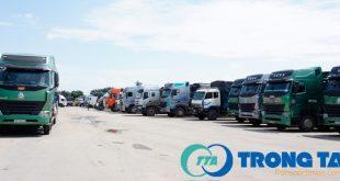 Chành xe vận chuyển hàng Bình Dương đi Bắc Giang