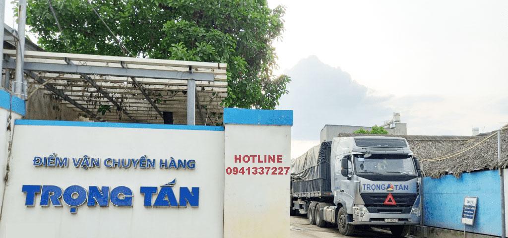 Nhà xe chuyển hàng từ Sài Gòn đi Sóc Trăng