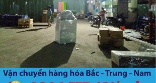 Vận chuyển hàng từ Hà Nội đi Châu Đốc