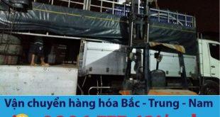 Vận chuyển hàng từ Hà Nội đi Hội An