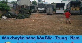 Vận chuyển hàng từ Hà Nội đi Phan Rang