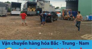 Vận chuyển hàng từ Hà Nội đi Phú Yên