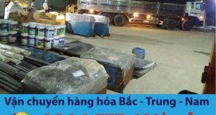 Vận chuyển hàng từ Hà Nội đi Quảng Ngãi