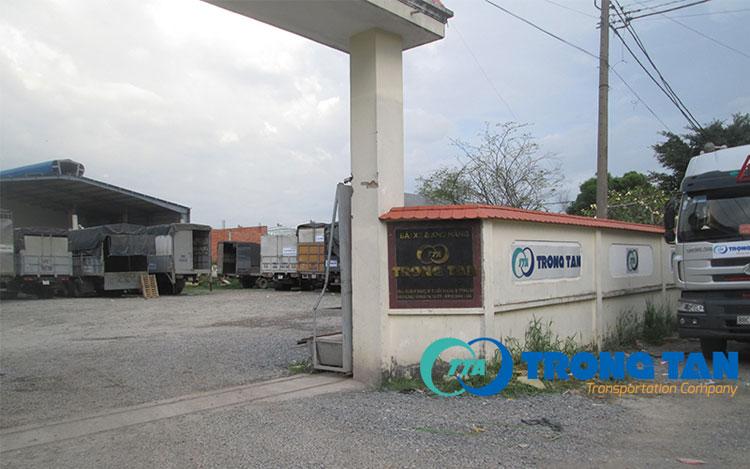 Chành xe chuyển hàng từ Sài Gòn đi Hậu Giang