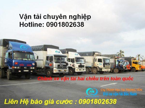 Vận chuyển hàng KCN Đại Hiệp Quảng Nam