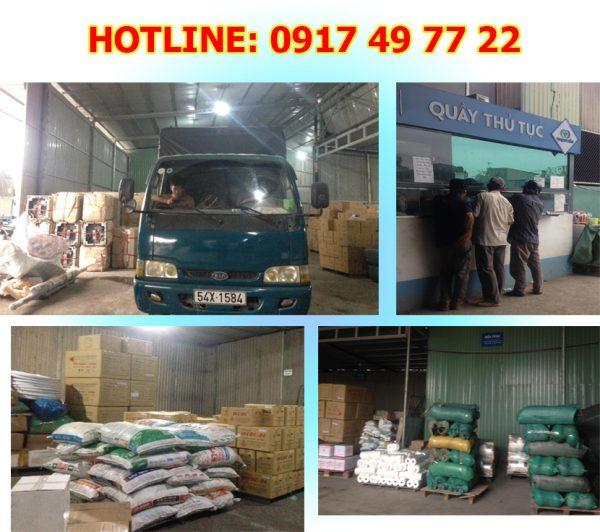Gửi hàng đi Thái Nguyên từ Tp.HCM