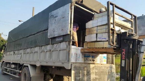 Gửi hàng đi Vĩnh Long từ Tp.HCM