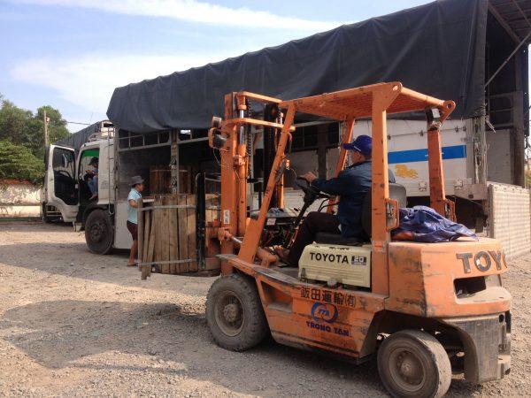 Gửi hàng đi Tây Ninh từ Tp.HCM