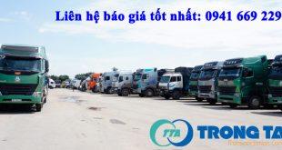 Chành xe vận chuyển hàng Sài Gòn về Đồng Tháp