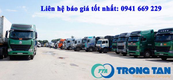 Chành xe vận chuyển hàng Sài Gòn về Cà Mau