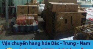 Vận chuyển hàng từ Bắc Giang đi An Giang