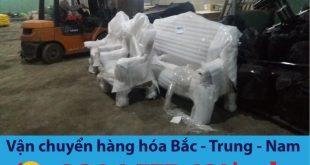 Vận chuyển hàng từ Bắc Giang đi Bạc Liêu