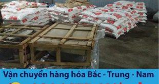 Vận chuyển hàng từ Bắc Giang đi Châu Đốc