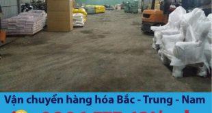 Vận chuyển hàng từ Bắc Giang đi Long Xuyên