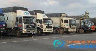 Chành xe chuyển hàng từ Bạc Liêu đi Hà Nội