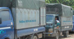Nhà xe chuyển hàng từ Bạc Liêu đi Hà Nội