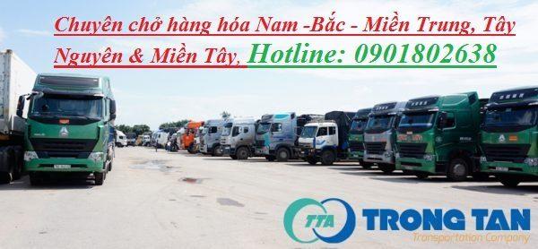 Chuyên chở hàng Hà Nội đi KCN Kim Dinh