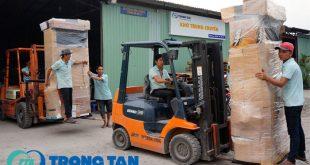 Nhà xe chở hàng từ Bến Tre đi Sài Gòn