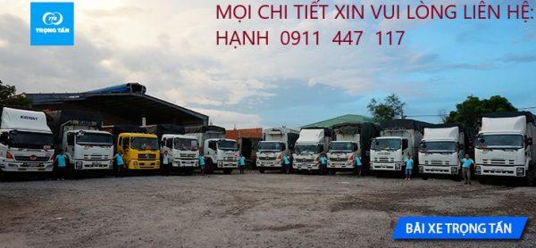 chành xe chở hàng TPHCM đi Quảng Bình