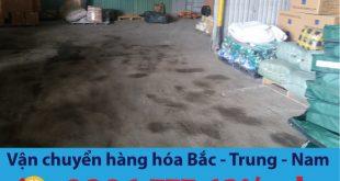 Chành xe chuyển hàng từ Sài Gòn đi Hà Giang