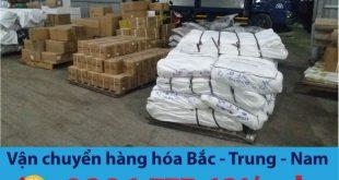 Chành xe chuyển hàng từ Sài Gòn đi Móng Cái