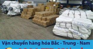 Chành xe chuyển hàng từ Sài Gòn đi Thái Nguyên