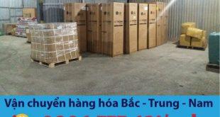 Chành xe chuyển hàng từ Sài Gòn đi Tuyên Quang