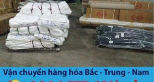 Chành xe chuyển hàng từ Sài Gòn đi Việt Trì