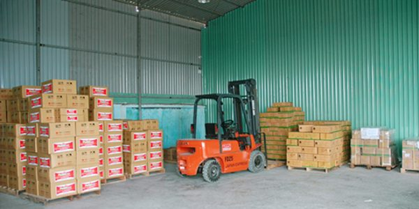 kho hàng chành xe chở hàng TPHCM đi Quảng Bình