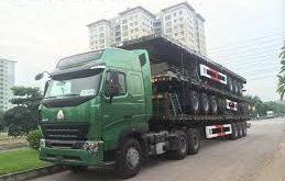 Chuyên chở hàng nguyên xe đi Vũng Tàu