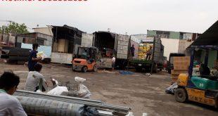 Chuyên chở hàng xe cont Ha Noi Dong Thap