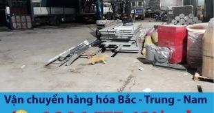 Vận chuyển hàng từ Sóc Trăng đi Điện Biên