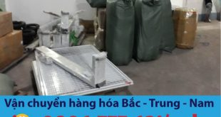 Vận chuyển hàng từ Sóc Trăng đi Lạng Sơn