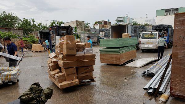 Xe tải tại Đà Nẵng
