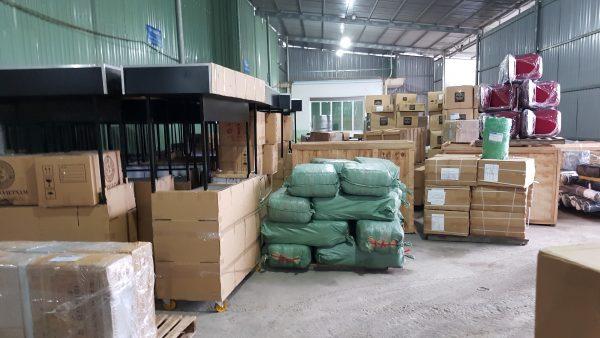 Bảng giá chuyển hàng HCM đi Quảng Bình