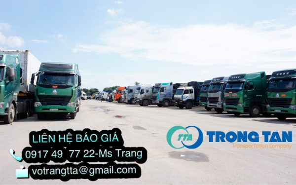 Tuyến Chuyển Hàng Từ Tp HCM Đi Hà Tĩnh